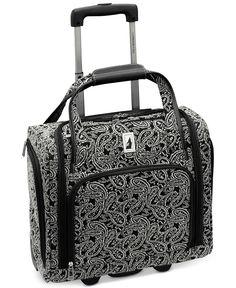 468dd2d11a London Fog Greenwich 15 Rolling Personal Case - Duffels  amp  Totes -  luggage  amp