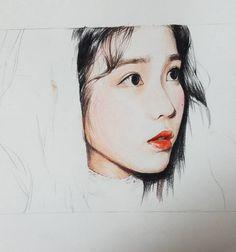 아이유 팬 Art 의해 깔창 (lms970515) - 아이유 팬 Art (39099361) - 팬팝
