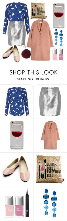 """""""let's get serious"""" by happydashulik ❤ liked on Polyvore featuring Charlotte Sparre, Yves Saint Laurent, Wet Seal, Acne Studios, Sephora Collection, Christian Dior, Lauren Ralph Lauren and Humble Chic"""
