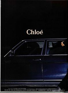 >>> chloe, blue sedan (via jennilee)