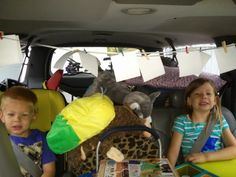 I SURVIVED 50 HOURS IN THE CAR WITH 2 KIDS - Nifty Nelson News: Road Trip Tips and Tricks with kids!