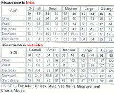 Cabelas Size Chart