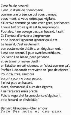 #BernardGiraideau #quotes #citations