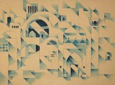 نقاشی های مدرن کوبیسم