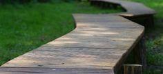 Gartenwege selber anlegen | Werkzeug & Heimwerker Tipps
