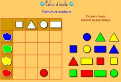 Le site Echos d'école regorge d'applications faciles à utiliser au Tni Maternelle, French Numbers, Grande Section, Interactive Whiteboard, Logic Puzzles, Math Addition, Cv Template, Educational Games, Activities For Kids