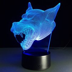 GET $50 NOW | Join RoseGal: Get YOUR $50 NOW!http://www.rosegal.com/decorative-crafts/7-color-changing-3d-bulbing-842933.html?seid=7053038rg842933