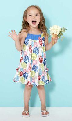58bcda5fc0a 9 Best Girls Sundresses images in 2016 | Girls sundresses, Outfit ...