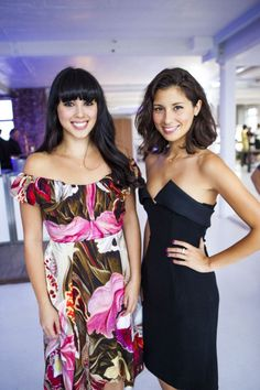 Their clean-cut image has won them legions of fans, who hang on their every word. But despite their reputation as healthy eating experts, Jasmine and Melissa Hemsley are nothing of the sort. Melissa Hemsley, Hemsley And Hemsley, Fancy Dress Up, Dress For You, Jasmine Hemsley, Just Girl Things, Celebrity Look, Cut And Style, Powerful Women