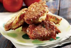 Ntomatokeftedes (Greek Tomato and Feta Fritters) Vegetarian Recipes, Cooking Recipes, Healthy Eating Tips, Healthy Nutrition, Food Categories, Veggie Dishes, Food Festival, Mediterranean Recipes, Greek Recipes