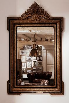 Love the mirror and the antique frames                                                                                                                                                                                 More