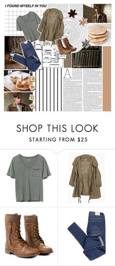 """""""☼☼// You are the sun and I am just the planets spinning around you. You were too good to be true. Gold platted. But what's inside you."""" by xo-nataliiee-xo ❤ liked on Polyvore featuring Forum, Monday, Nicole, Gap, Cheap Monday and Hasbro"""
