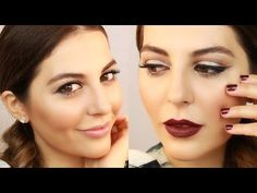 Holiday Inspired Party Makeup Tutorial | Sona Gasparian - YouTube