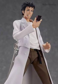 Figure Action Okabe Rintaro - Steins Gate #Rintaro #Okabe #Anime #Stein #Gate #SteinGate #Freeshipping #Figure #Action #freeshipping #Store #NekoSeville