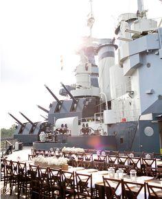 Battleship North Carolina in Wilmington, North Carolina
