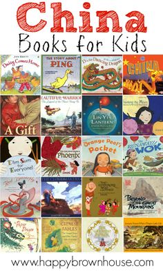 China Books for Kids China Books for Kids,China for Kids Study China with this list of China books for kids. Perfect for a China unit study or reading Chinese folk tales with your students. Fiction and Nonfiction Geography Activities, Teaching Geography, World Geography, China For Kids, Kids Study, Fiction And Nonfiction, Thinking Day, Children's Literature, Book Lists