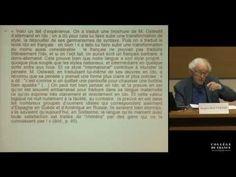 Le langage, la logique et la philosophie - Jacques Bouveresse