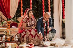 Duo - Traditional Hindu Indian Wedding - Lash and Max's wedding ceremony, KwaZulu-Natal, Mount Egecombe and De Charmoy Estate, South Africa Traditional Indian Wedding, Amazing Sunsets, A Day To Remember, Wedding Ceremony, Lashes, Culture, Black And White, Celebrities, Fashion