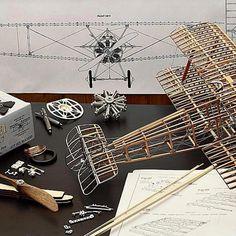Sopwith Camel Model Kit by Garrett Wade