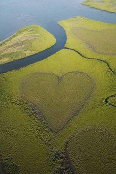 Yeni Kaledonya'daki Vo'nun Kalbi