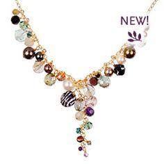 Holly Yashi necklace