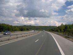 Trakia motorway.