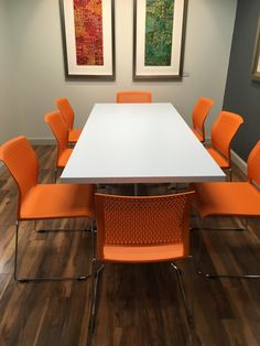 TOK Artwork St Louis Missouri Ditto Seating In A Meeting Conference Office FurnitureSt