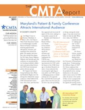 The CMTA Report. Helpful info about living with CMT