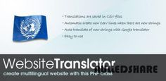 Codecanyon – Website translation Class » Nulled Scripts, php, WSOs - NulledShare.com