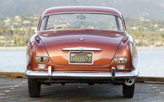 Car, Oldtimer, BMW 503