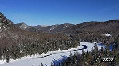 Apprivoisez l'hiver au Parc National de la Jacques-Cartier // Warm up to Québec winter in beautiful Parc National de la Jacques-Cartier