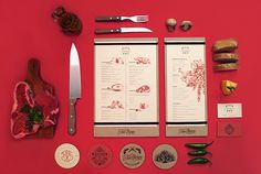 Skinpop's work for Tres Quince, a Mexican full service restaurant, is an…