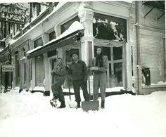 Miller's Bakery. 1950
