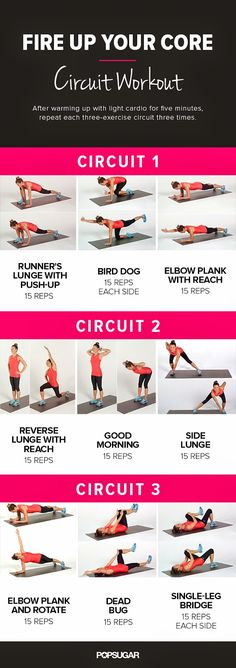 Fit Friday: Fire Up Your Core