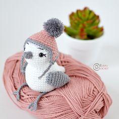 Snowbird Free Crochet Pattern By Elisa's Crochet
