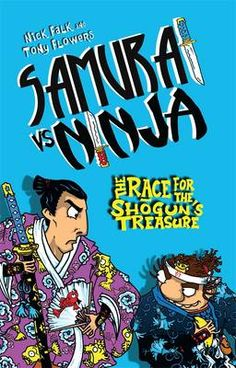 Buy Race for the Shogun's Treasure book by Nick Falk from Boomerang Books, Australia's Online Bookstore.