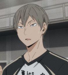 Haikyuu Tumblr, Haikyuu Anime, Hot Anime Boy, Anime Boys, Anime Boyfriend, Haikyuu Wallpaper, Kuroken, Anime Profile, Karasuno