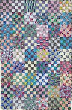 SUGAR AND SPICE  from Kaffe Fassetts  Quilts en Provence