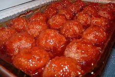 Ham Balls!!! A must have Iowa dish!!!