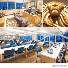 Take a tour of the Church of Scientology of Tokyo, located in Shinjuku City, just minutes away from the world's largest train station and Shibuya, Tokyo's Times Square!