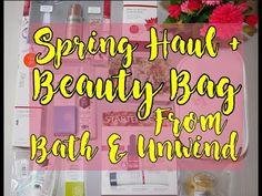 Bath & Unwind Spring