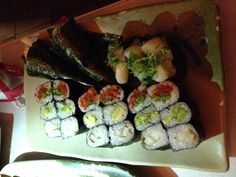 Yuka (NYC): all you can eat sushi for $20!! You'll probably experience a wait because, well, let's be real- its NY, $20, sushi, and all you can eat. And delicious!! Best ones are Yellowtail and the salmon-tuna mix (I think? Either way, I forgot what it's called, but it starts with a T).