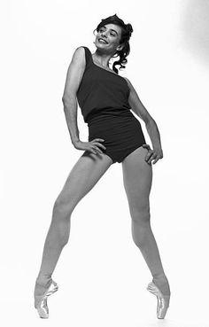 "ABT dancer Alessandra Ferri in Kenneth MacMillan's ""Manon"" in 1993"