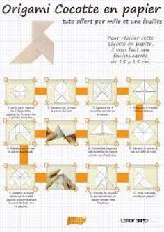origami cocotte
