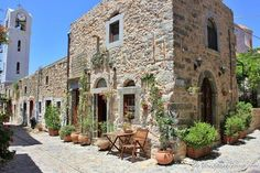 This is my home away from home  Mesta, a medieval village of Chios, #Greece
