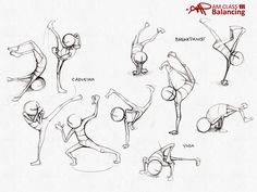 Animation Balancing - Here are all the thumbnail sketches from Class in chronological order. Every week or two, we were asked to doodle some various poses expressing a certain emotion or physical state. Animation Mentor, Animation Sketches, Drawing Sketches, Sketching, Drawing Body Poses, Gesture Drawing, Drawing Skills, Figure Drawing Reference, Animation Reference