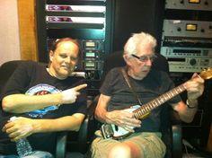 Walter Trout and John Mayall
