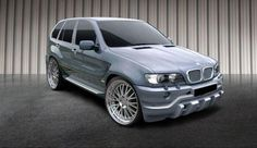 2004 bmw x5 front bumper upgrade | BMW X5 E53 Body kit (BMX5-X) Bmw X5 E70, Porsche Boxster, Luxury Suv, Bmw X3, Sexy Cars, My Ride, Custom Cars, Motor Car, Volvo
