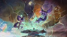 Lost in Time, Lost in Space by Huussii on DeviantArt Mlp My Little Pony, My Little Pony Friendship, Princess Twilight Sparkle, Princess Luna, Fanart, Mlp Fan Art, My Little Pony Merchandise, My Little Pony Pictures, Mlp Pony