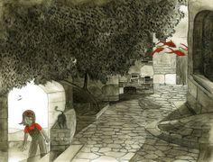 Zauberfische art print by Daredof